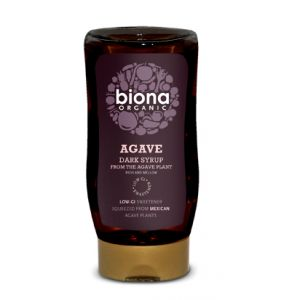 SIROP DE AGAVE DARK BIO, 250 ml, Biona