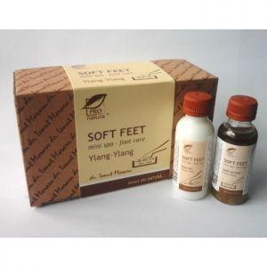 SOFT FEET MINI SPA - PACHET 7 Saruri + 2 Emulgeluri, Laboratoarele Medica