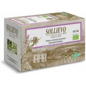 SOLLIEVO BIO, Ceai 20 plicuri x 2.2 g, Aboca