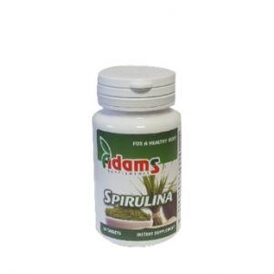 ALGA SPIRULINA 400 mg, 30 tablete, Adams Vision