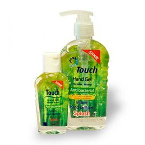 GEL DE MAINI ANTIBACTERIAN SPLASH 59 ml, Touch
