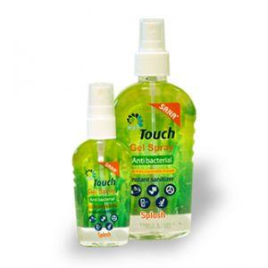 GEL SPRAY ANTIBACTERIAN SPALSH 59 ml, Touch