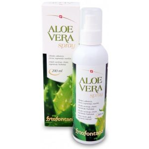 ALOE VERA SPRAY 200 ml, Fytofontana Cosmeceuticals