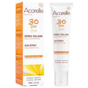 SPRAY PROTECTIE SOLARA SPF BIO 30 ml, Acorelle