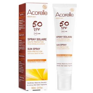 SPRAY PROTECTIE SOLARA SPF BIO 50 ml, Acorelle
