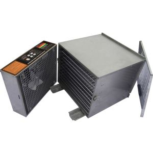 DESHIDRATOR PROFESIONAL 100% INOX 1000 W, 10 tavi, Deca+