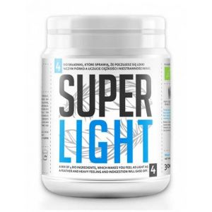 SUPER LIGHT MIX PULBERE BIO 300 g, Diet Food