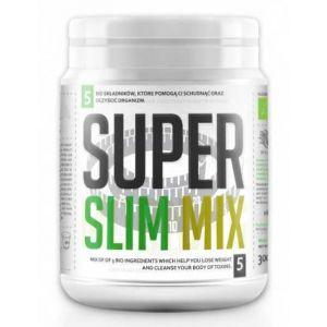SUPER SLIM PULBERE BIO 300 g, Diet Food