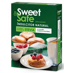 INDULCITOR STEVIA - SWEET & SAFE  350 g, Sly Nutritia