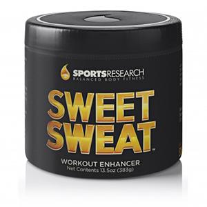 GEL PENTRU FITNESS 383 g, Sweet Sweat