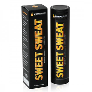 GEL PENTRU FITNESS - STICK 182 g, Sweet Sweat