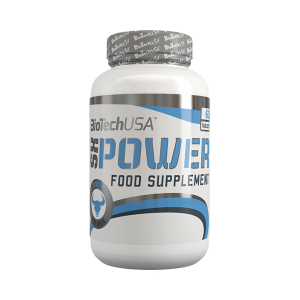 SX POWER, 60 tablete, Biotech Nutrition