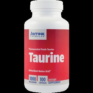 TAURINE 1000 mg, 100 capsule, Jarrow Formulas