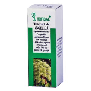 ANGELICA, Tinctura 50 ml, Hofigal