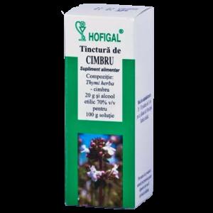 CIMBRU, Tinctura 50 ml, Hofigal