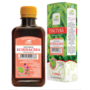 ECHINACEEA PURPUREA, Tinctura 200 ml, Dorel Plant