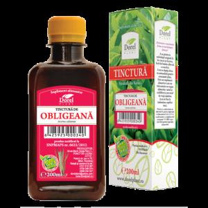 OBLIGEANA, Tinctura 200 ml, Dorel Plant