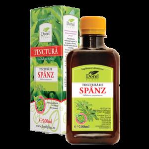 SPANZ, Tinctura 200 ml, Dorel Plant