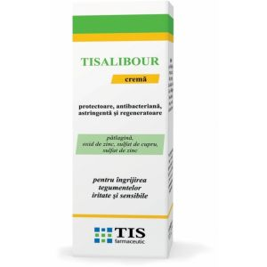 CREMA PROTECTOARE - TISALIBOUR, 30 ml, Tis Farmaceutic