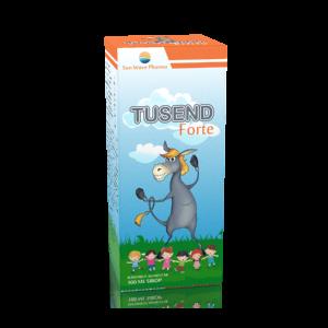 TUSEND FORTE SIROP 100 ml, Sun Wave Pharma