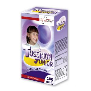 TUSSINON JUNIOR, 100 ml, FarmaClass