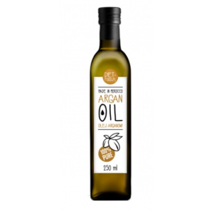 ULEI DE ARGAN ALIMENTAR BIO 250 ml, Diet Food