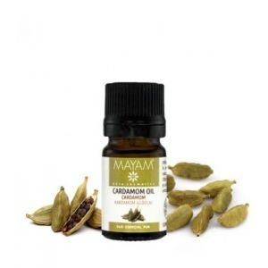 CARDAMOM (ELETTARIA CARDAMOMUM), Ulei esenţial 5 ml, Mayam