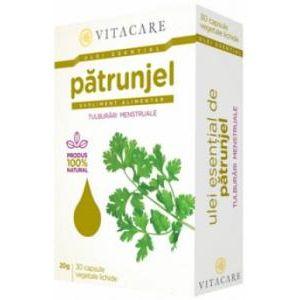 ULEI ESENTIAL DE PATRUNJEL 50 mg, 30 capsule, Vitacare