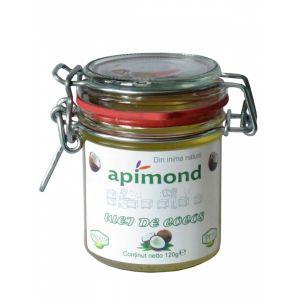 ULEI DE COCOS BIO 120 g, Apimond