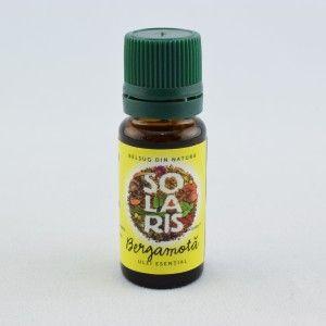 BERGAMOTA, Ulei esențial 10 ml, Solaris