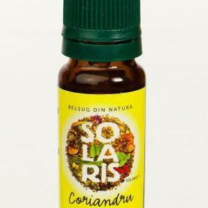 CORIANDRU, Ulei esențial 10 ml, Solaris