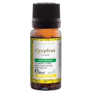 GRAPEFRUIT, Ulei esential 10 ml, Santo Raphael