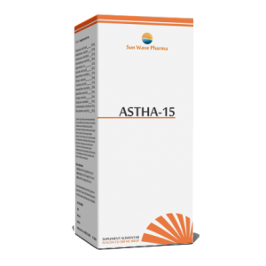 ASTHA 15 SIROP 200 ml, Sun Wave Pharma