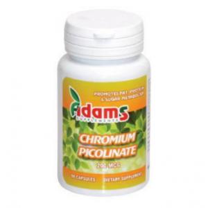 PICOLINAT DE CROM 200 mcg, 90 capsule, Adams Vision