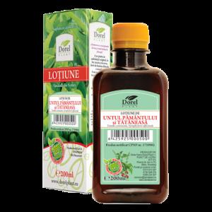LOTIUNE DE UNTUL PAMANTULUI CU TATANEASA 200 ml, Dorel Plant