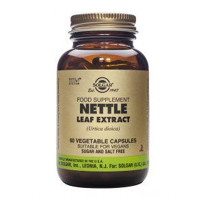 NETTLE LEAF EXTRACT 60 capsule, Solgar