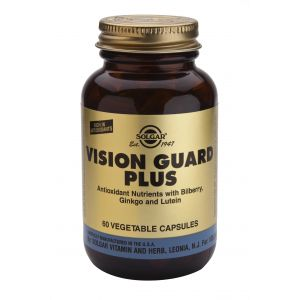 VISION GUARD PLUS 60 tablete, Solgar