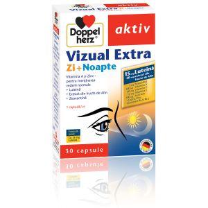 VIZUAL EXTRA ZI + NOAPTE, 30 capsule, Doppelherz Aktiv