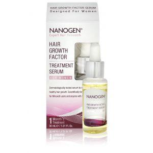 SER TRATAMENT DE PAR CU FACTORI DE CRESTERE PENTRU FEMEI 30 ml, Nanogen