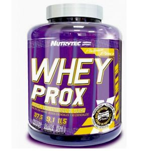 WHEY PROX 2 kg, Nutrytec Platinum pro