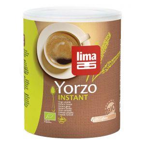 CAFEA DIN ORZ - YORZO INSTANTA BIO 125 g, Lima