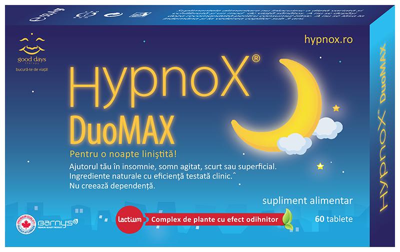 HYPNOX DUOMAX 20/60 tablete, Barny's