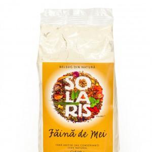 FAINA INTEGRALA DE MEI 500 g, Solaris