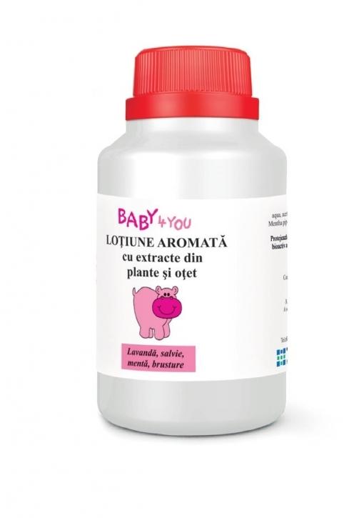 LOTIUNE AROMATA - BABY4YOU, 100 ml, Tis Farmaceutic