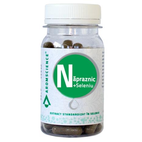 NAPRAZNIC + SELENIU 60 capsule, Aromscience