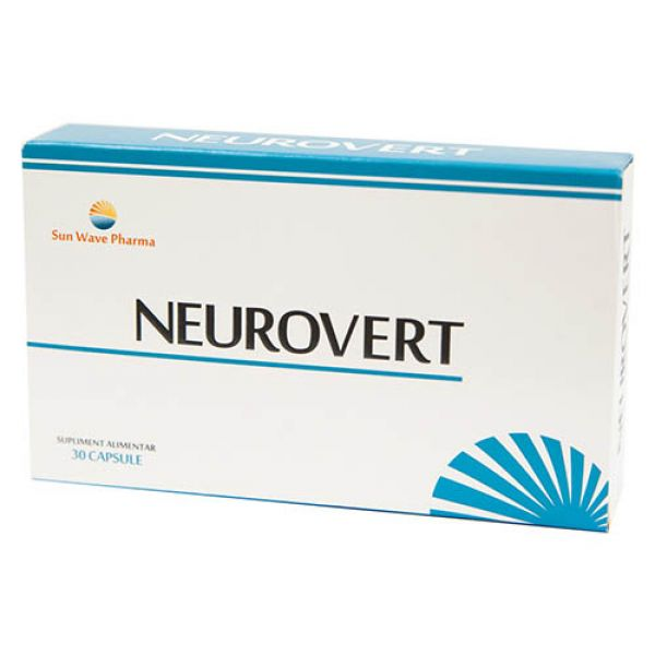 NEUROVERT 30 capsule, Sun Wave Pharma