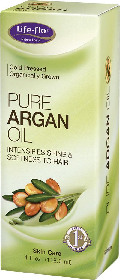 ARGAN PURE SPECIAL OIL BIO, 118 ml, Life-flo