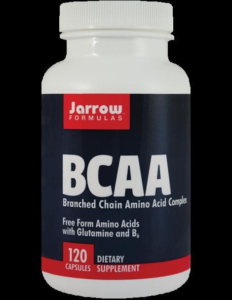 BCAA (Branched Chain Amino Acid Complex) 120 capsule, Jarrow Formulas