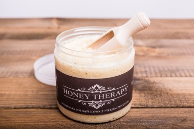 SARE DE BAIE - HONEY THERAPY, 750 g, Apidava