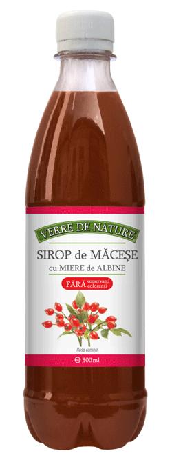 SIROP DE MACESE 500 ml, Manicos